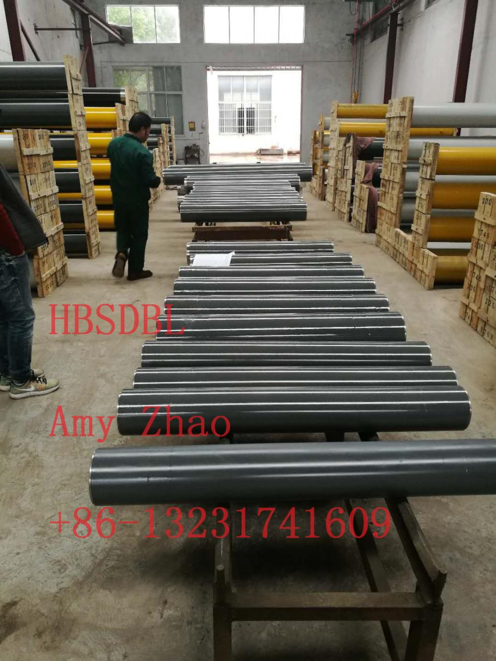 Concrete Pump Delivery Cylinder Delivery Tube