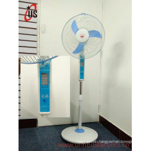 16 Inch LED DC Rechargeable Stand Fan (USDC-421)