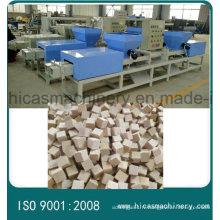 Machine de palette de blocs de sciure à bois Hc100 Machine de presse à pieds de palette de bois