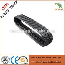 230X96X30 Rubber Parts Rubber Track Parts