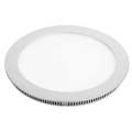 Ultra slim round led panel light