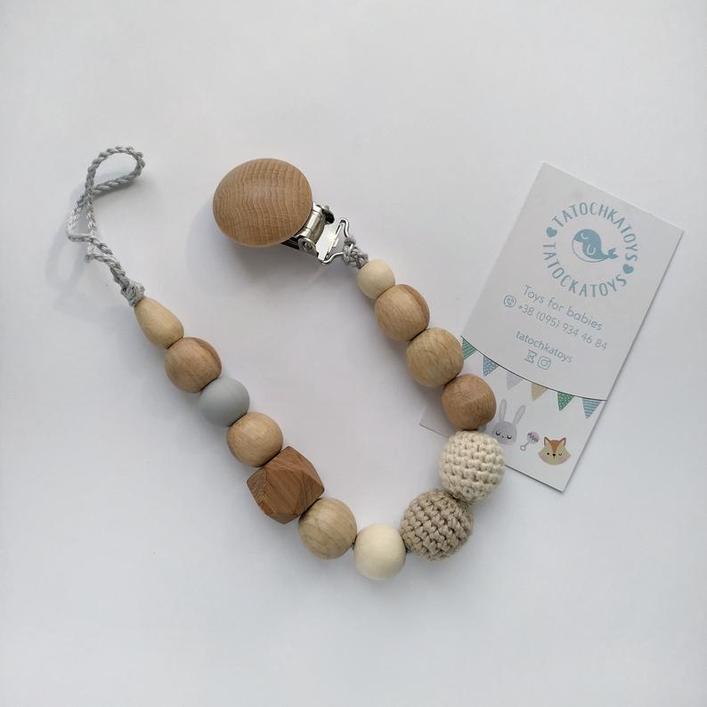 Teether And Rattle