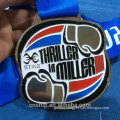 Superseptember wholesale zinc alloy custom colorful boxing sports medals