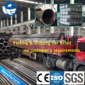 Высококачественная высокочастотная сваренная углеродная труба ERW для мебели