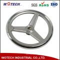 OEM Stainless Steel Handwheel Investment Casting