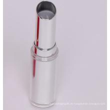 Silberne Lippenstiftflaschen aus Kunststoff