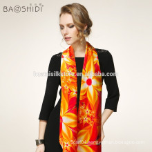 New!! Fashion Stylish Women Long Soft Silk Satin Scarf Wrap Shawl Scarves