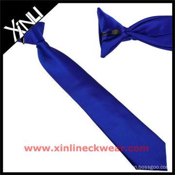 Boy's Clip Tie Young Necktie