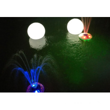 led acrylic ball light