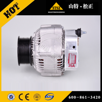 PC200-8 ALTERNATEUR 600-861-3420