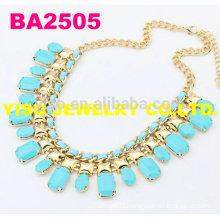 choker rhinestone necklace