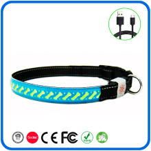 Led Rechargeable Glow Custom Dog Collars