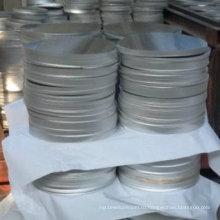 1050 1100 3003 Алюминиевый круг для высококачественной посуды