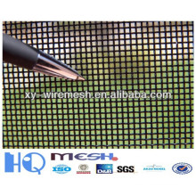 2014 latest ss wire mesh/stainless steel wire mesh/window screen mesh/black metal fly screen/metal privacy screens