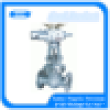 motorized cast steel flange end globe valve china supplier