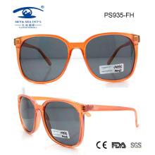 Fashion Style High Quality Plastic Sunglass (PS935)