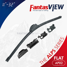 The Alps Series Multi-Function Auto Frameless Wiper Blades