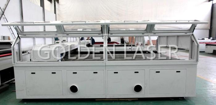 filter cloth laser cutting machine 5