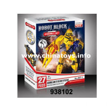 Hot Selling Plastic Car Robot Toy for Boy with En71 (938102)