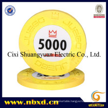 9.5g 2-Tone Sticker Poker Chip (SY-C15)