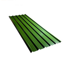 Building Material Color Coated Galvanized Corrugated Metal Roofing Sheet