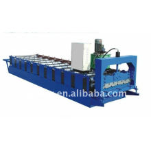 900 cnc tile roller forming machine