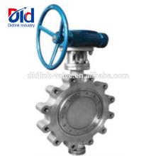 Gás de Definição 6 Válvula De Vapor De Esfera De Aço Com Rosca Portão Ptfe Inoxidável Tipo Lug Catálogo de Válvula Borboleta