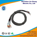 Proveedor de China de la asamblea de cable del conector eléctrico