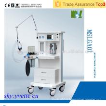 MSLGA01 2016 Nouveau ventilateur d'anesthésie d'équipement d'hôpital de machine d'anesthésie bon marché fabriqué en Chine