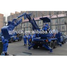 Dongfeng Rescue y el vehículo que rompe la barrera