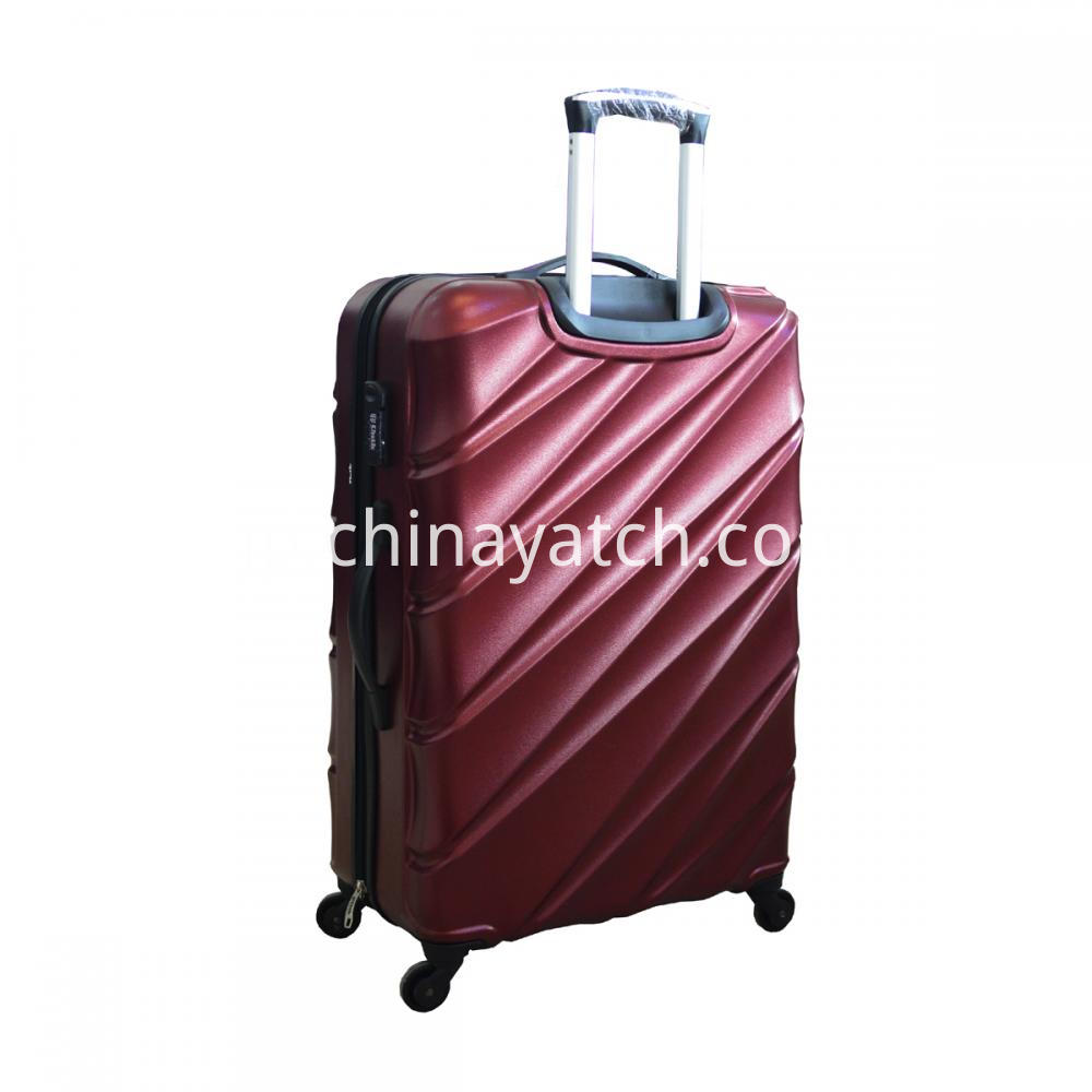Cheap Lady ABS Trolley Suitcase