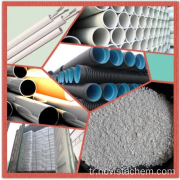 One Pack Stabilizer for PVC Pipe Processing