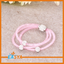Colorful Crystal Ball Bracelet 2015 Statement