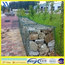 PVC Coated Walling Stone Gabions