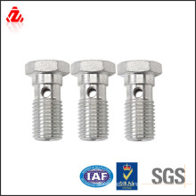 high quality stainless steel banjo bolt