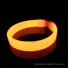 Glow lighting wide Wristband
