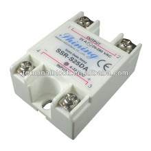 SSR-S25DA DC/AC With Cover Low Power Current Electrical SSR Relay