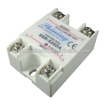 SSR-S25DA 25A DC to AC Industrial Input Solid State Relay Module