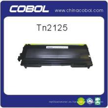 Cartucho de tóner compatible Tn2125 para la impresora láser Samsung