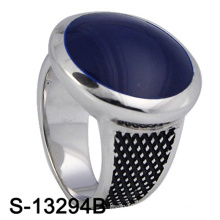 Hotsale Jewelry 925 Sterling Silver Ring com esmalte