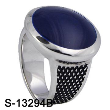 Горячая распродажа ювелирных изделий 925 серебряное кольцо с эмалью