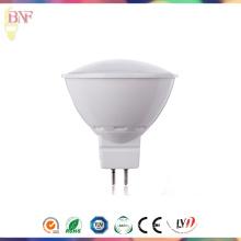 MR16 Plastic LED Spotlight with Gx5.3