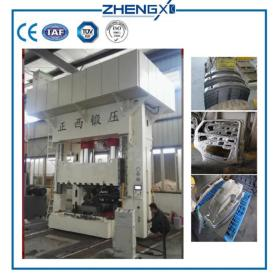 Automobile Hood Forming Hydraulic Press Machine 1800 Ton