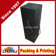 Cajas de regalo de vino de cartón rígido (2336)