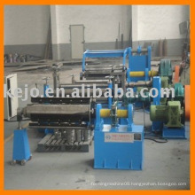 Slitting and Cut to length Line with hydralic decoiler