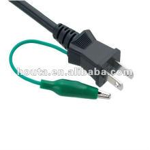 Cable de alimentación de CA japonés