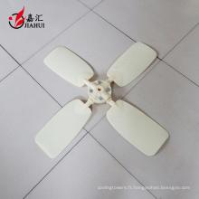 Usine industrielle utilisent la tour de refroidissement ABS lames de ventilateur en plastique