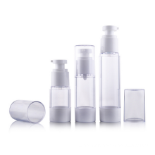 Luxury Clear Airless Lotion Bottle