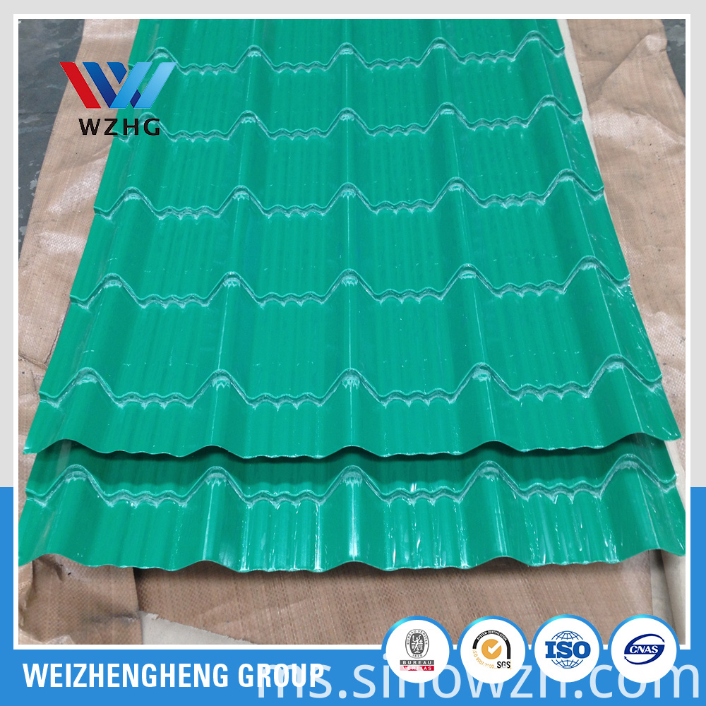 lightweight roof tile
