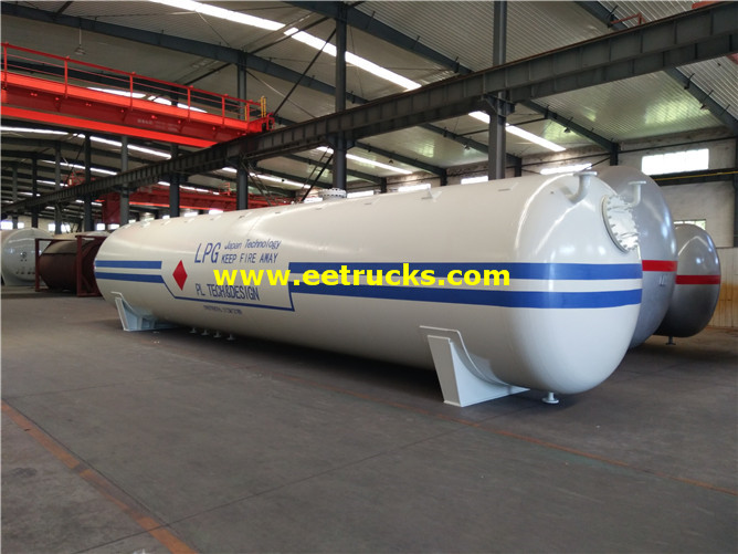 10000 Gallons Quality Ammonia Tanks